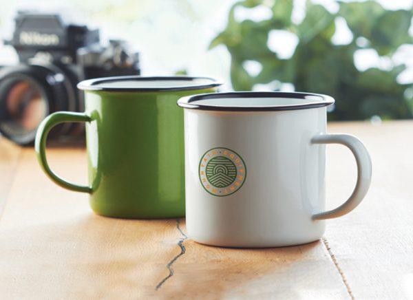 Vintage Branded Mugs
