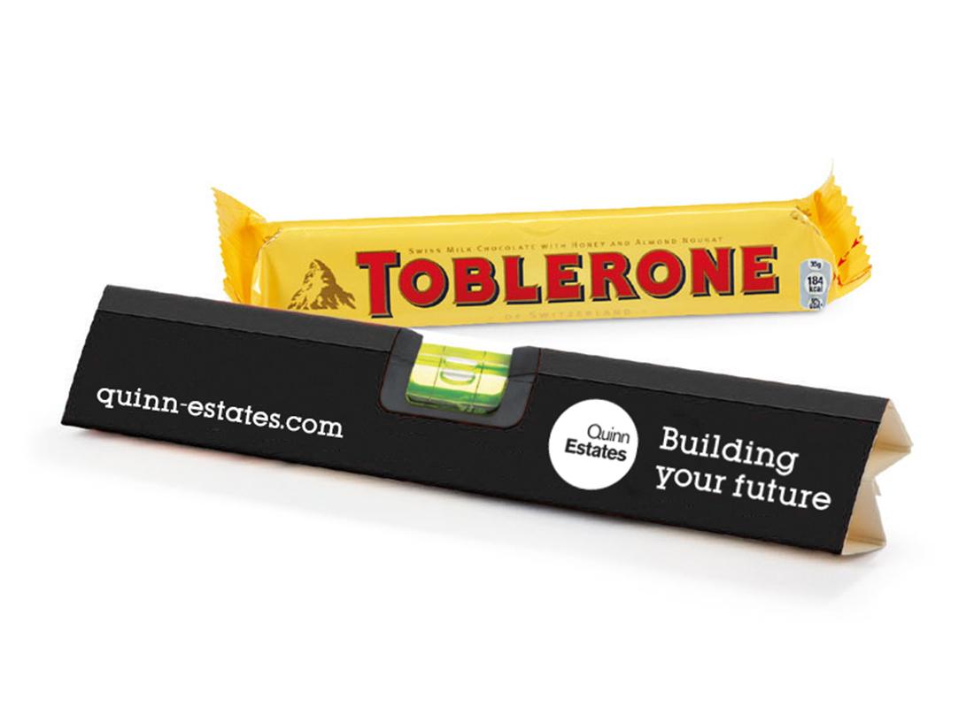 Branded Toblerones