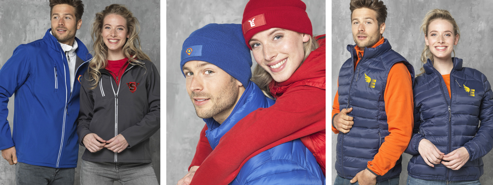 WINTER WARMERS - Insulated Bodywarmers and Jackets