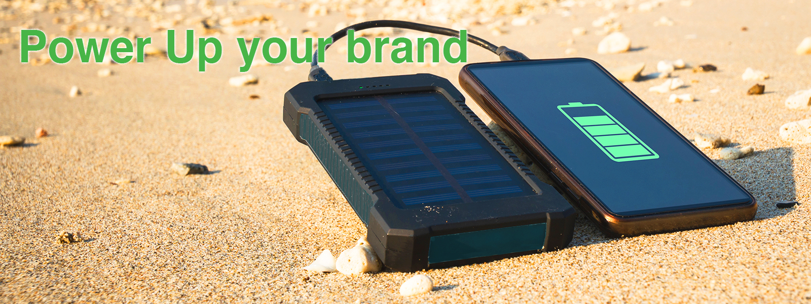SOLAR POWERBANK -